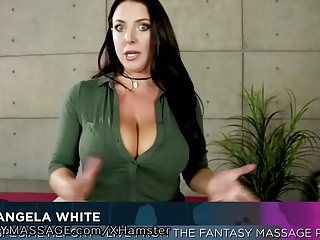 Angela white and lena paul lesbo scissor and cum