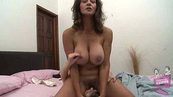 Persia monir plays with a younger hotty