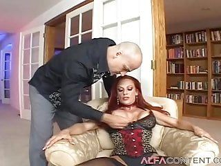Hawt redhead acquires her arsehole destroyed