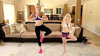 Sesso lesbo dopo lezione di fitness - alexa grace e piper perri