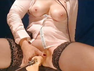 Polish beauty squirt