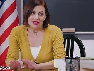 My stepmom is too my teacher im a sexy virgin 4 her