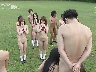 Japanese fuckfest porn episode