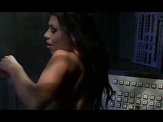 愛らしいカサンドラ・クルーズが彼女のセクシーなラリンの女の子の毛皮のパイをなめられる