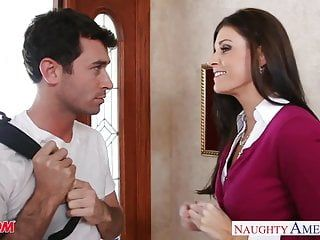 Petite titted mamma india summer banging