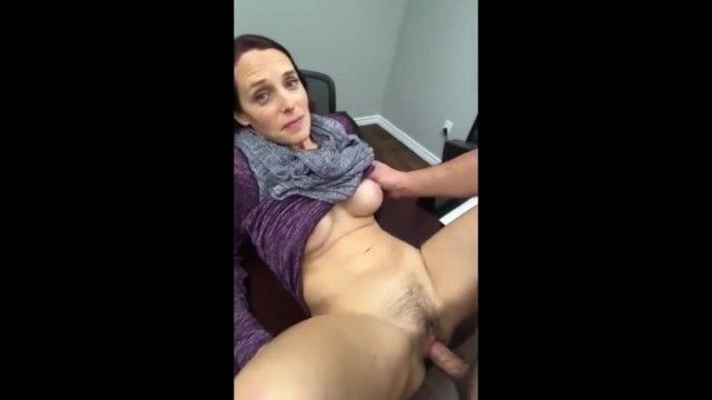 Hawt milf met onfuckmetfucked on the table