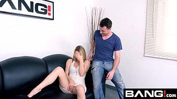 Gangbang casting: blond and hawt molly mae gives a admirable titty fuck